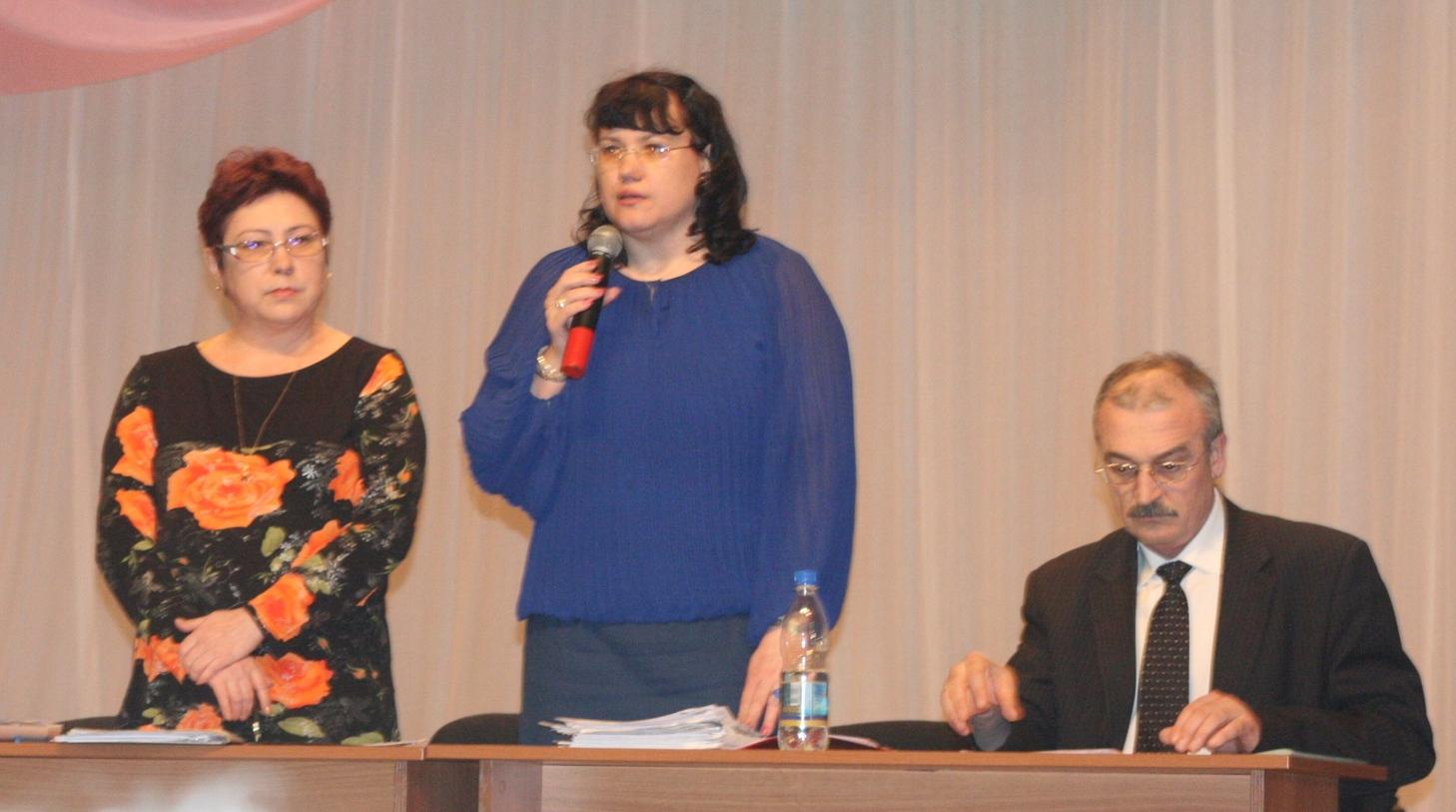 Н.Смарагдова, И.Петрова, Е.Божко