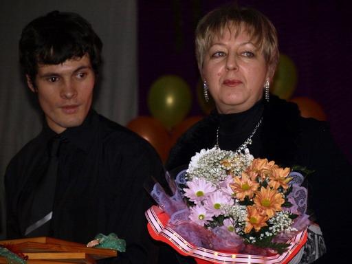 Евгений Торопов и Лариса Семенова