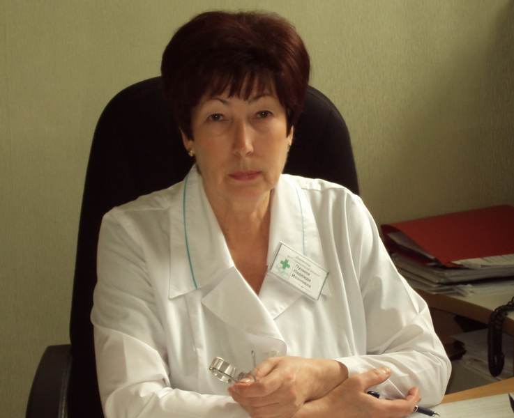 Н. Пунина