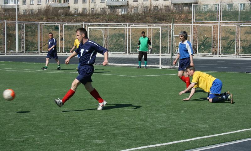 Ветераны футбола 2