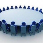 круглый стол, заседание, конференция