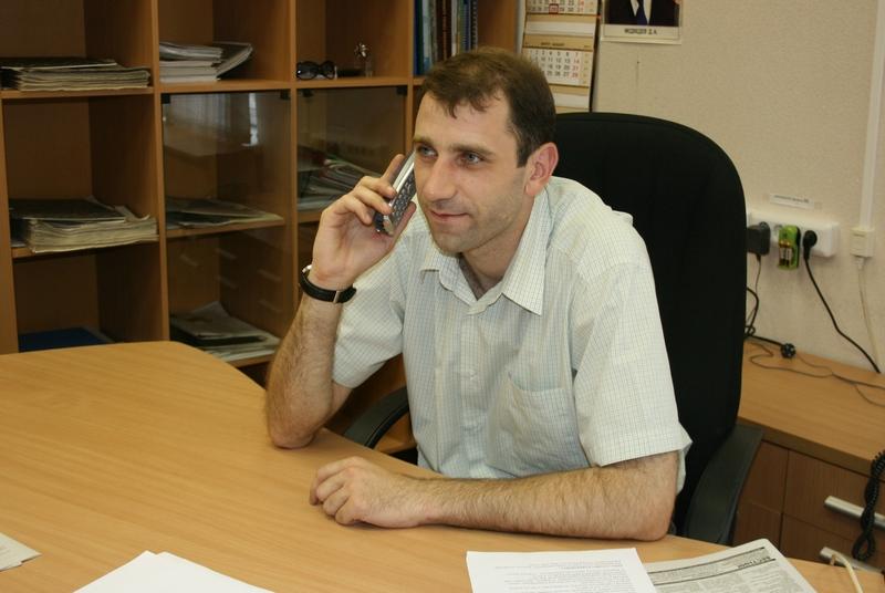 Михаил Кашу