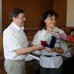 """Аида Пилипенко: """"Благодарю администрацию за внимание к нашей семье!"""""""