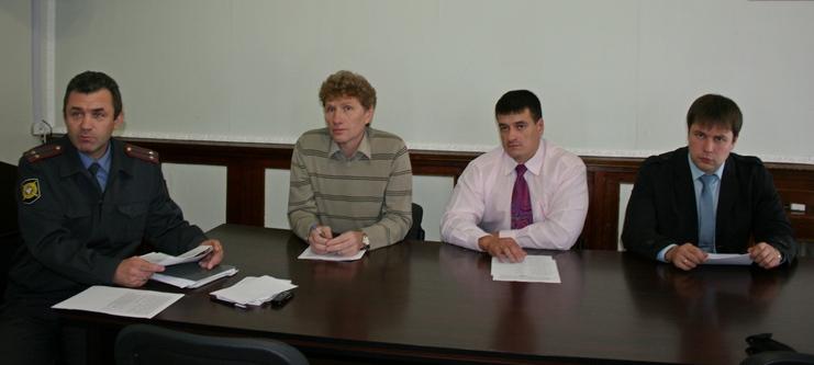 К. Бирюков, А.Городилов, М.Забедов, А.Сас