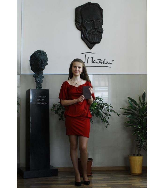 Варвара Бессонова