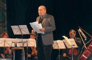 Народный артист России Александр Филиппенко