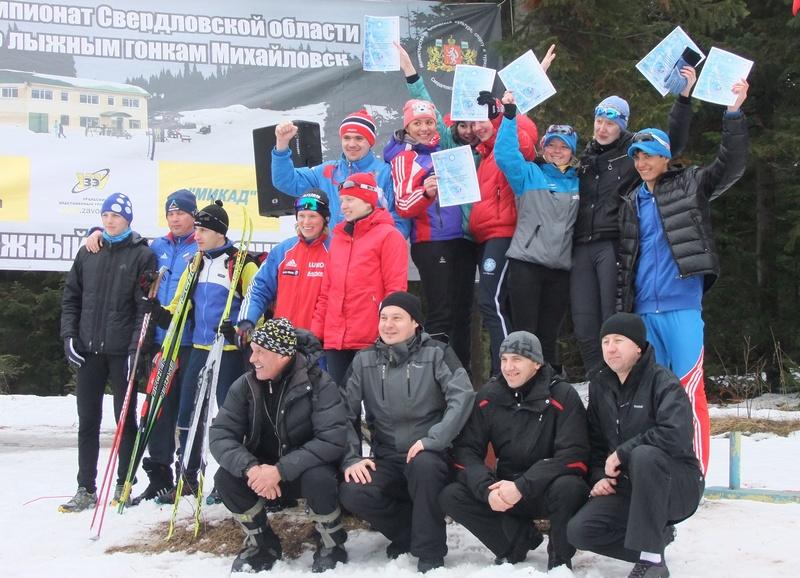 После соревнования в Михайловске