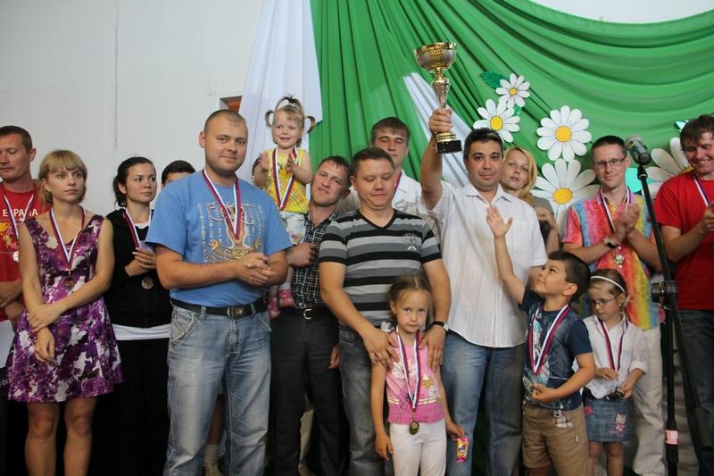 Спартакиада 2012