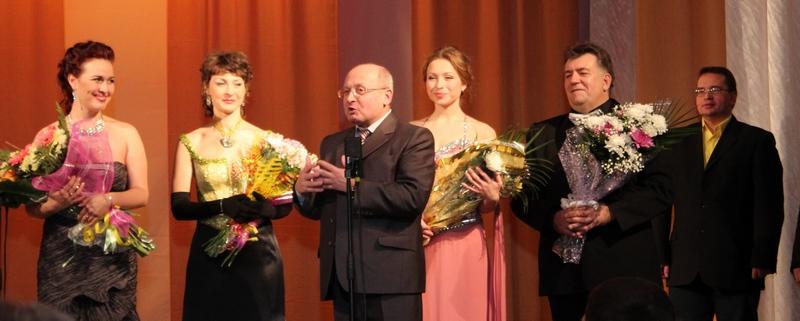 Слова благодарности от Юрия Иванова