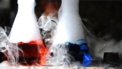 химия, химический ожог, безопасность