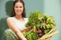 вегетарианство, на глазок, овощи