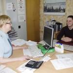Старший государственный налоговый инспектор, референт государственной гражданской службы 1 класса Голоманзина Наталья Евгеньевна проводит консультацию