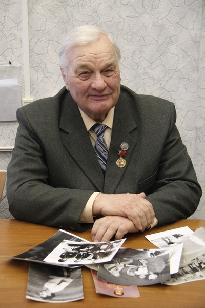 Б.А. Семёнов