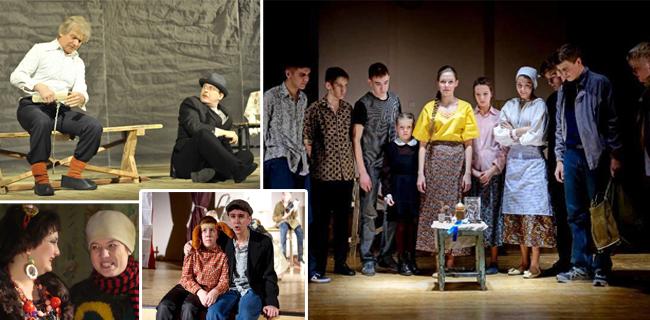 Театральный фестиваль в Северске