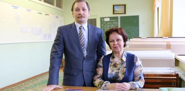 А. и Н. Лисенковы