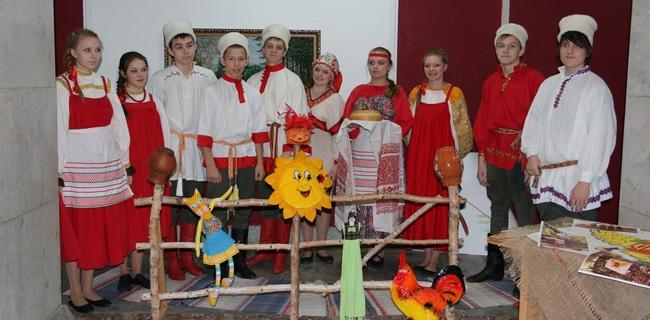 Фестиваль народной культуры