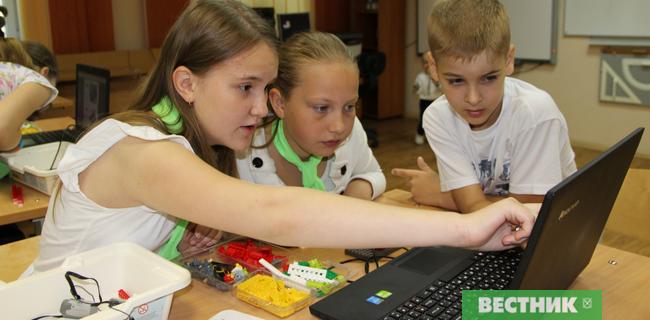 Робототехника, юные программисты
