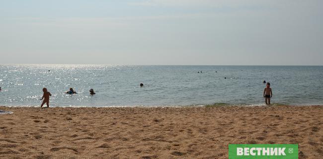 поездка в Крым, пляж
