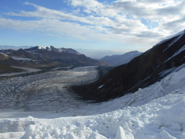 Путешествие на Памир, горы