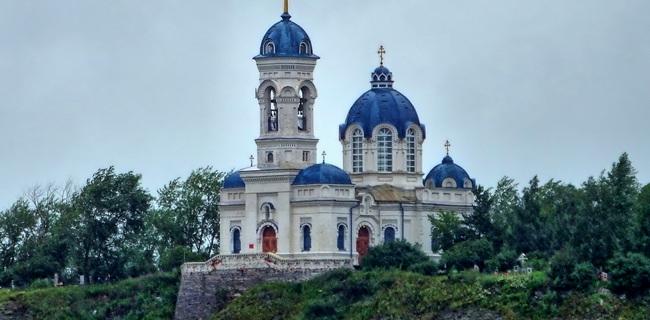 Реж, Иоанно-Предтеченская церковь