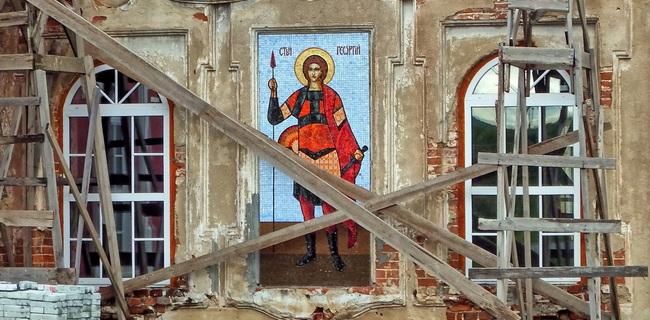 Фото Комкова, церковь
