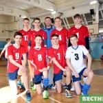 детский волейбол Екатеринбург