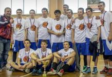 баскетбол, команда Лесного