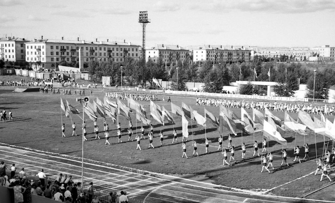 1968, праздник Мы строим коммунизм