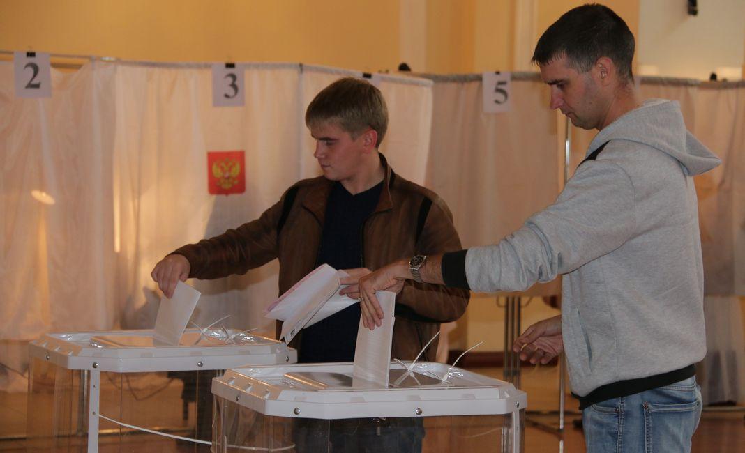 выборы 2016-2