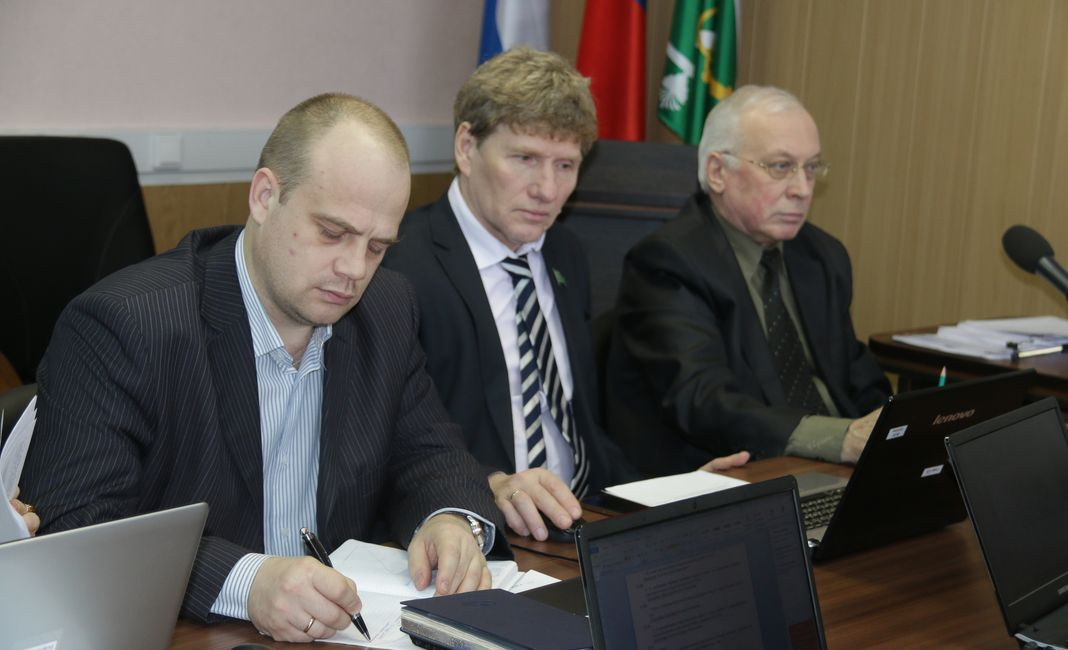 Дума-01 Мантулло, Городилов, Иванов