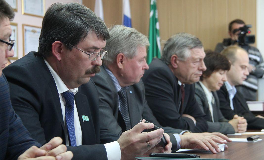 Сергей Черепанов, депутат, дума