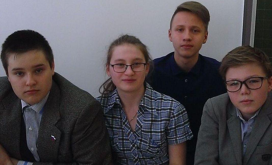 Семен Скибо, Ольга Комарова, Никита Мандрыгин, Андрей Кочуров