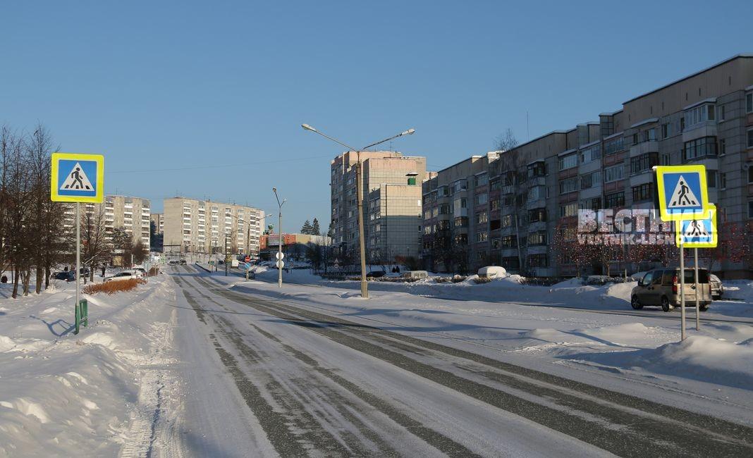 Пешеходный переход Ленина 106-02