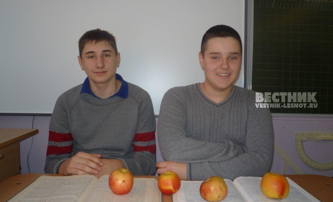 Семён Полозов и Семён Скибо