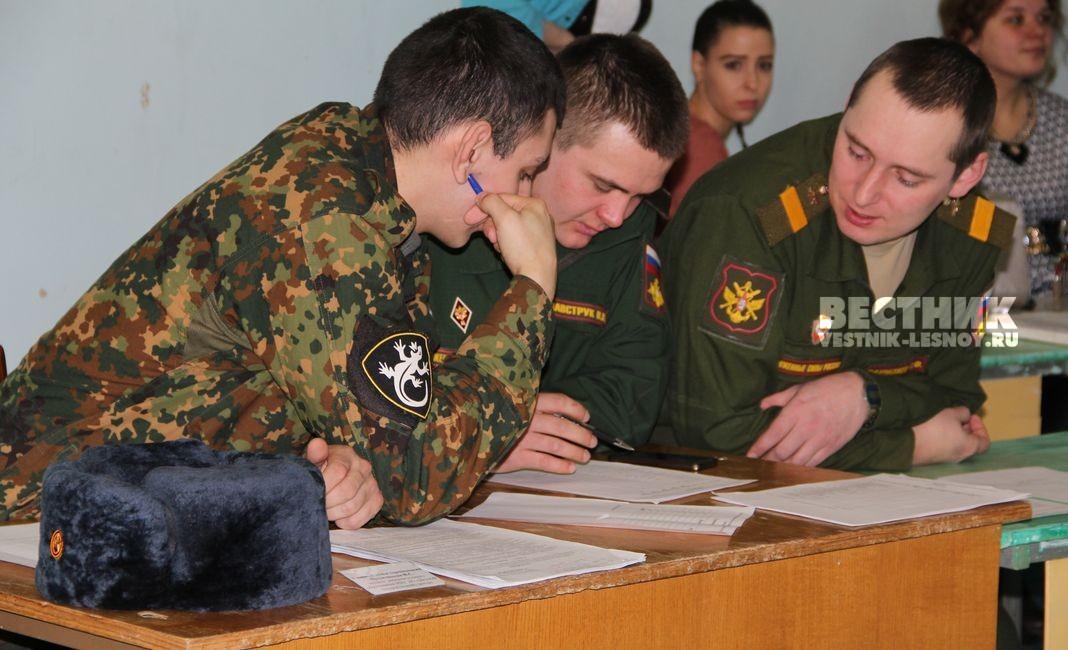 Всероссийская военно-патриотическая игра Зарница