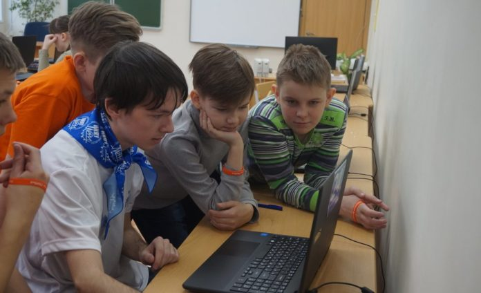 юные инженеры
