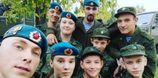 "ВПК ""Грифон"" в Глазове, Иван Чусовлянкин,"