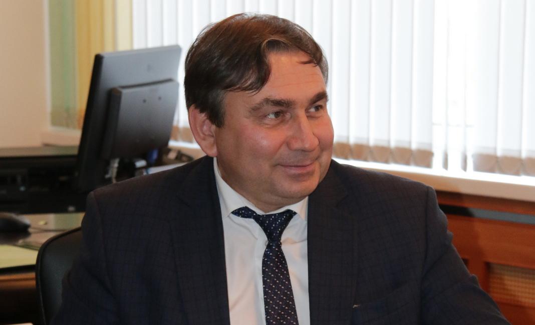Визит Н. Смирнова, Лесной