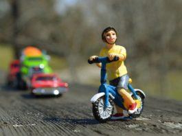 дети, дорога, велосипед, ДТП