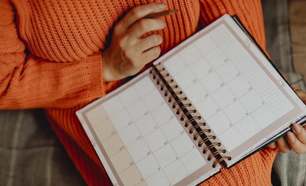 ежедневник, планирование, расписание, студент, школьник, учеба