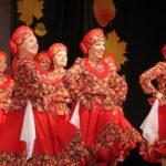 творчество, пенсионеры, танцы
