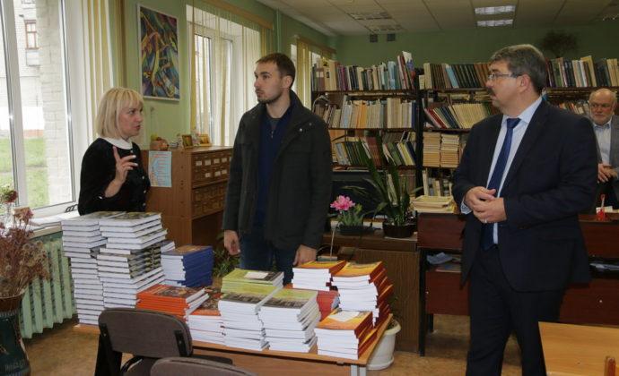 Визит депутата А.Шипулина