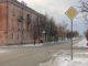 перекресток Комсомольская - Белинского, улица, дорога