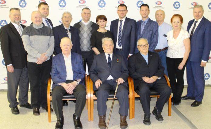 Чертовиков 90 лет