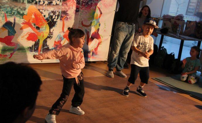GIFamily танцы
