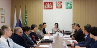 Заседание совета по развитию малого и среднего бизнеса г. Лесной