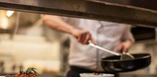 кухня, ресторан, повар