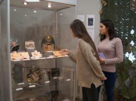 музей выставка «Из блокнота сорок третьего года»