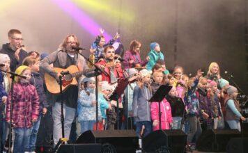 10 песен атомных городов концерт в Лесном
