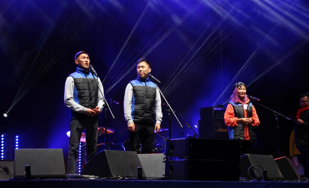 75 лет атомной отрасли концерт в Лесном